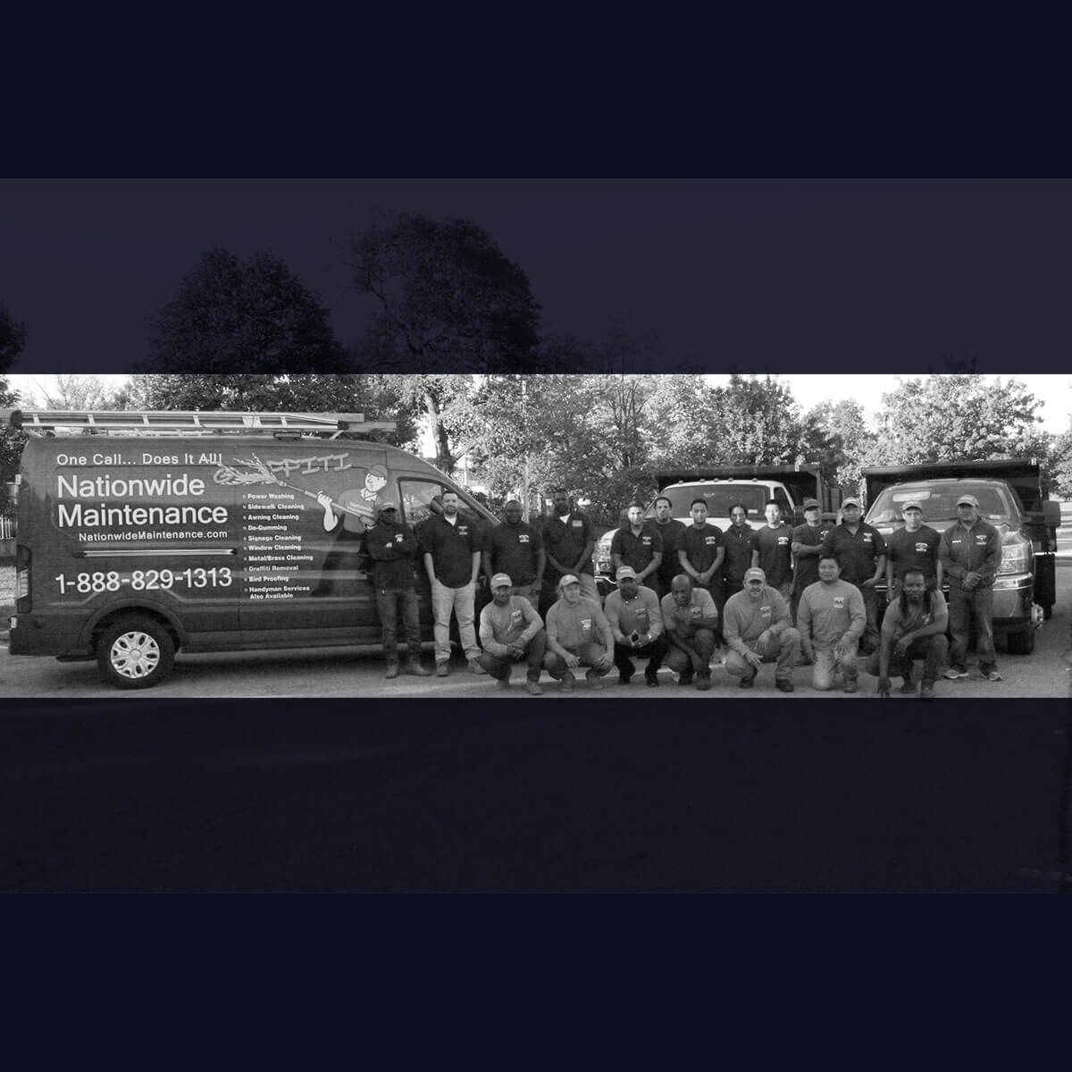 Nationwide Maintenance Team