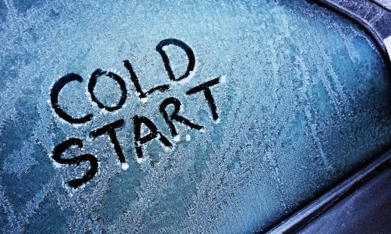 Don't Get A Cold Start on Cold Weather Maintenance